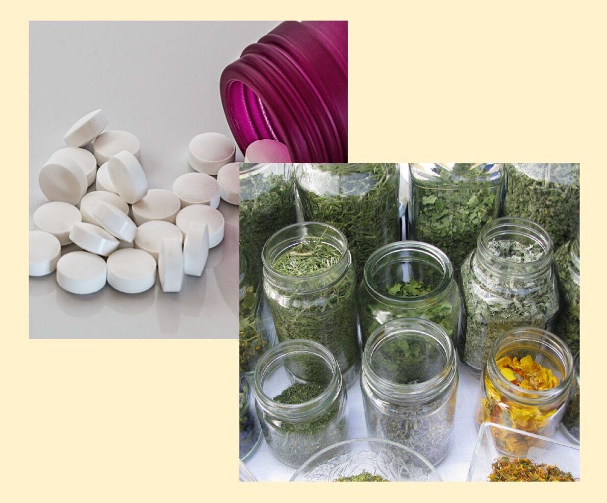 gyógynövény vagy gyógyszer