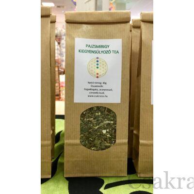 Pajzsmirigy kiegyensúlyozó tea, 40g