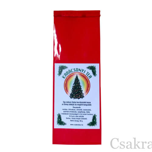 Karácsonyi tea, 50g