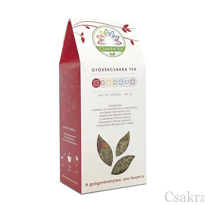 Gyökércsakra tea
