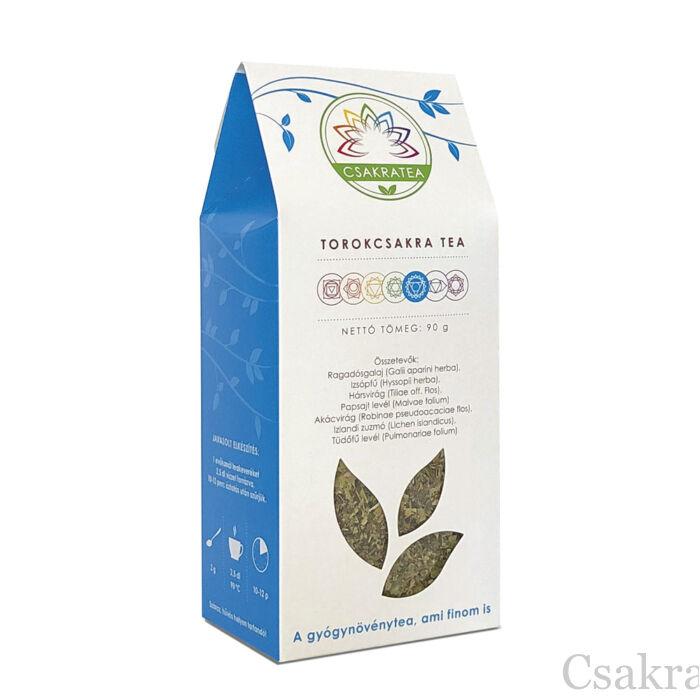 Torokcsakra tea