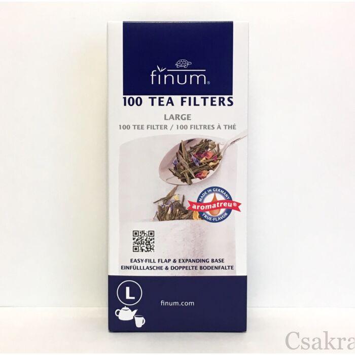 Papír teafilter, 100db