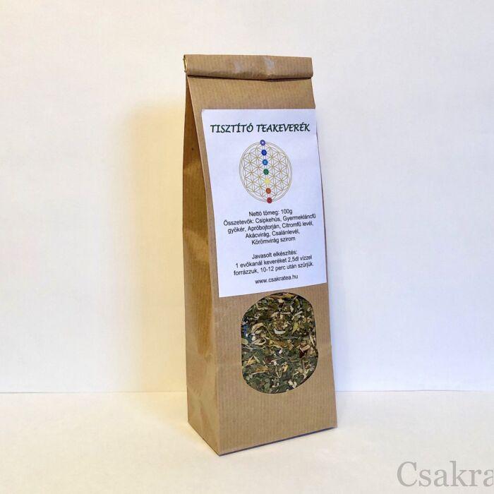 Tisztító teakeverék, 100g